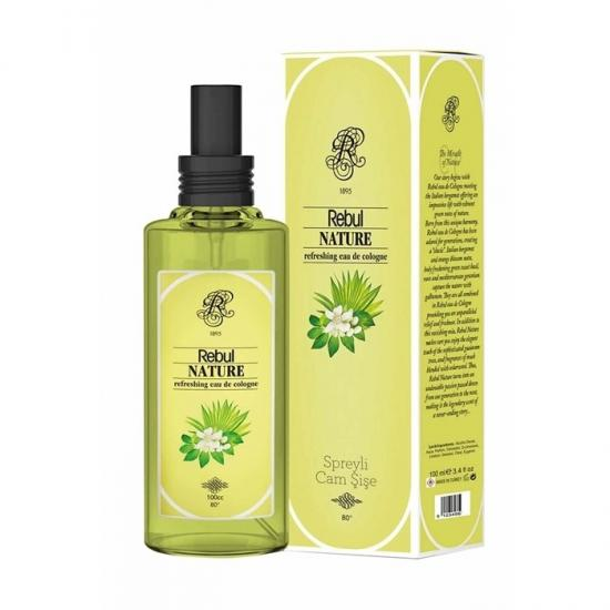 Nature 100 ml Sprey Kolonya